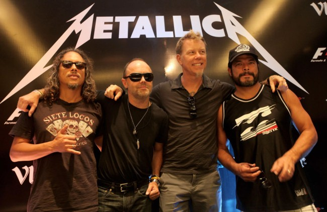 Metallica frontman James Hetfield is going back to rehab and the rock band is canceling a tour through Australia and New Zealand.
