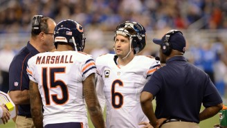 Brandon Marshall Reveals Why Jay Cutler Was Such A Bad Leader Despite Being On One The Smartest Guys He's Ever Been Around
