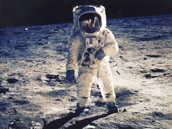 Apollo 11 astronaut and NASA veteran Michael Collins believes there is alien life in space.