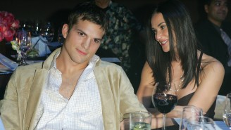 Demi Moore Reveals She Had Two Threesomes With Ashton Kutcher But She Regrets Them Because He Was A Huge Jerk About It