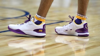 Lonzo Ball Reveals That His $495 Big Baller Brand Signature ZO2 Shoes Kept Exploding On Him During Games