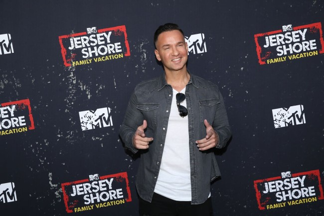 Mike 'The Situation' Sorrentino lost 37 pounds and got swole while the Jersey Shore star was serving his time in prison.