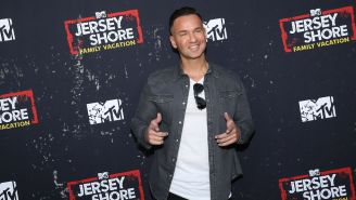 Mike 'The Situation' Sorrentino Got Swole In Prison And 'Jersey Shore' Star Lost 36 Pounds Via Intermittent Fasting