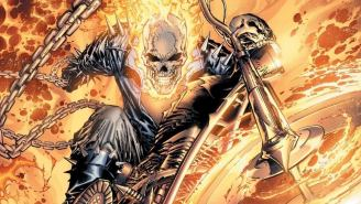 Marvel Studios Reportedly Wants To Introduce Ghost Rider Into The MCU
