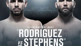 UFC Fight Night Stream: How To Watch UFC Fight Night Mexico City Featuring Yair Rodriguez Vs. Jeremy Stephens