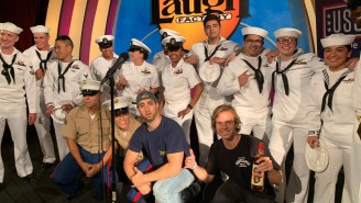 Savage Apple + Savage Laughs: Recapping Our Sailor Jerry Fleet Week LA Comedy Night With Chad Goes Deep