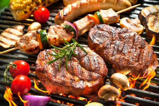 An Australian vegan sued her neighbors in Perth because she didn't like the smell of meat and fish on the barbecue.