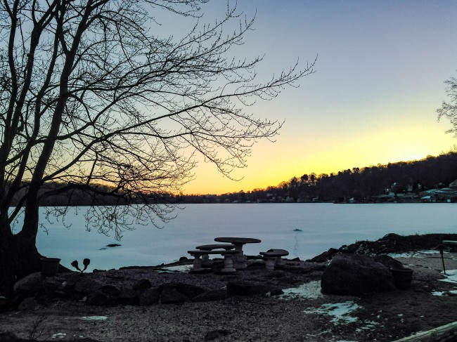 Lake Mahopac, New York