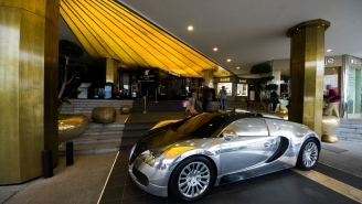 Florida Man Transformed A 2002 Mercury Cougar Into Bugatti Veyron And You Can Buy It