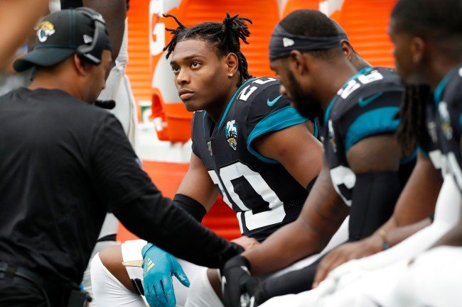 A team reportedly asked if Jalen Ramsey could play in two games in one week if they traded for him, but the NFL shut it down