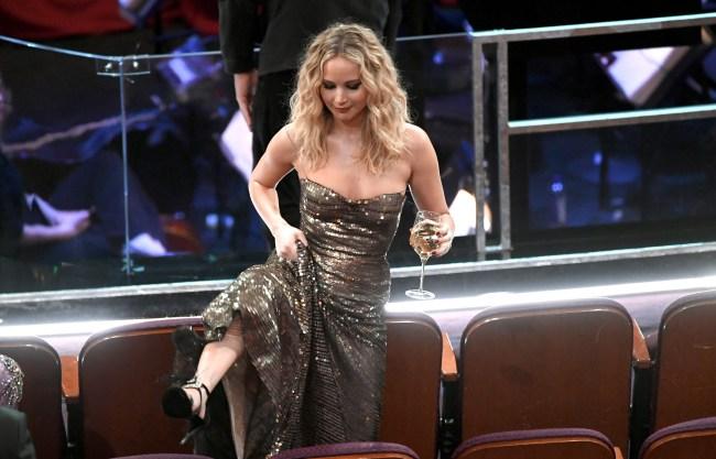 Jennifer Lawrence Ripped For Releasing Wedding Registry On Amazon