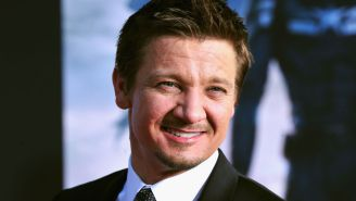 Jeremy Renner Was Forced To Shut Down His Bizarre App After Getting Hilariously Trolled Into Oblivion