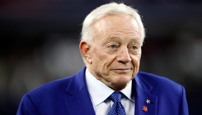 Jerry Jones On Impact Of Legalized Sports Betting On NFL TV Ratings