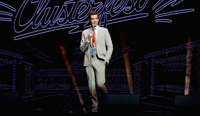 John Mulaney Says His Drinking And Drug Use Was Out of Control