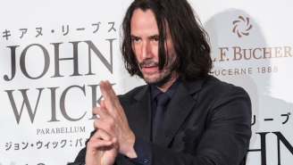 Marvel Studios Reportedly Eyeing Keanu Reeves For A Role In 'Doctor Strange 2'