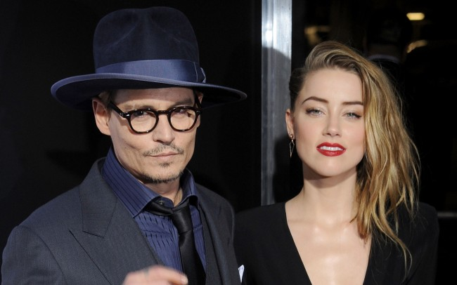Johnny Depp Claims Amber Heard Tried To Blackmail Him With Drug Photo