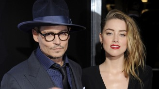 Johnny Depp Claims Amber Heard Tried To Blackmail Him With Photo Of Him Allegedly Smoking Drugs From A Glass Pipe