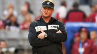Jon Gruden Is Set On Calling Raiders' Stadium The 'Death Star', 'Star Wars' Fans All Make The Same Joke