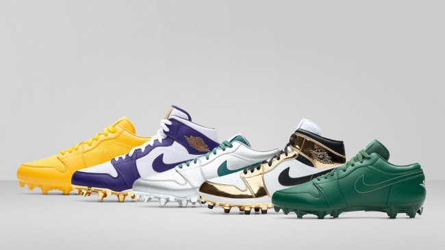 Jordan Brand PE Cleats Players Will Be Wearing On NFL Opening Weekend