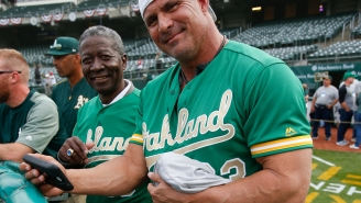 Jose Canseco Will Allegedly Make His Pro Wrestling Debut In November