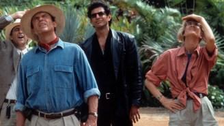 The Original 'Jurassic Park' Cast Will Be Joining Chris Pratt In 'Jurassic World 3'