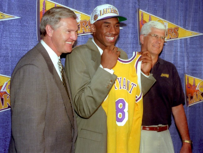 Kobe Bryant describes what former Charlotte Hornets GM Bob Bass said to him after trade to Lakers
