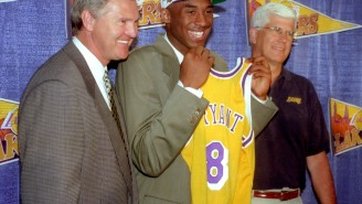 Kobe Bryant Describes Why Hornets GM Bob Bass Triggered Him After Being Traded To Lakers