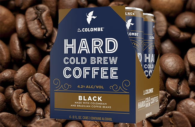 la colombe hard cold brew coffee