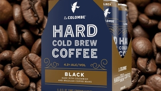 Forget Hard Seltzer: This Boozy Cold Brew Coffee Is The Official Drink Of Fall