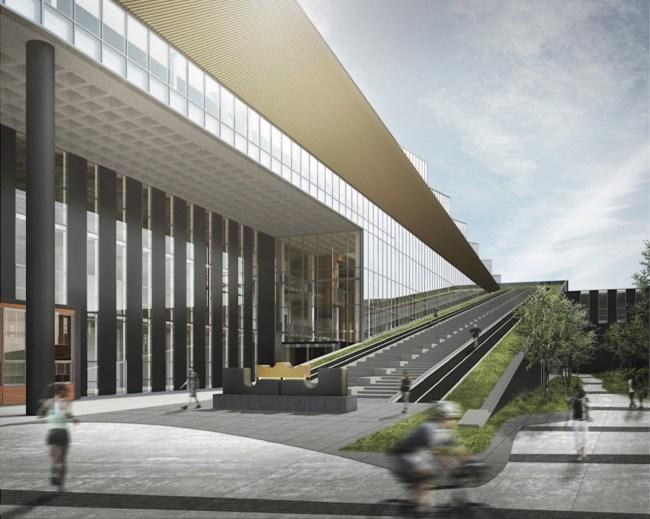 LeBron James Building Named At Nike World Headquarters