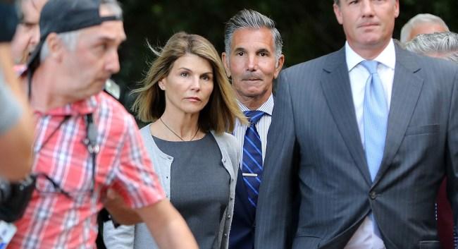 Lori Loughlin Regrets Not Taking Deal After Felicity Huffmans Sentence Report