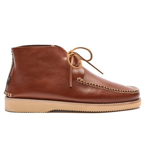 Lucas Leather Moccasin Boot from Yogi