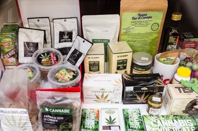 Data from LeafLink shows how the top U.S. states are consuming marijuana products