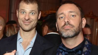 Matt Stone And Trey Parker Say They're Working On A New Movie That Has Nothing To Do With South Park And I Am VERY Here For It