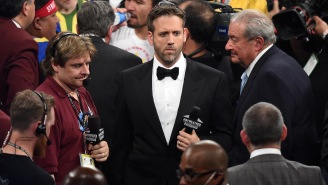 Max Kellerman Pisses Off Entire Track And Field Community After Claiming It's Only A Sport For Failed Athletes