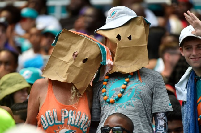 are the miami dolphins tanking