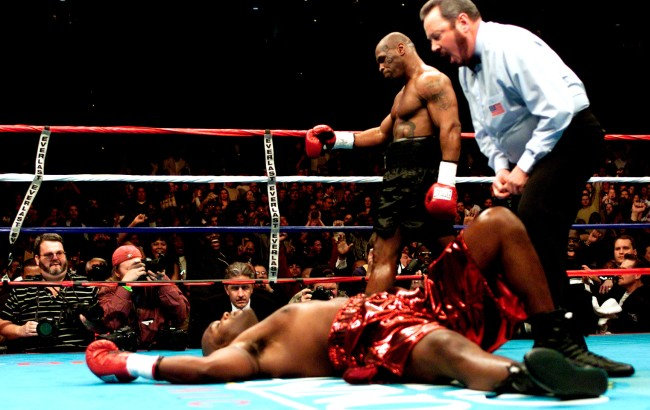 Mike Tyson Reason Why He Wouldn't Have Been Unsuccessful In The UFC