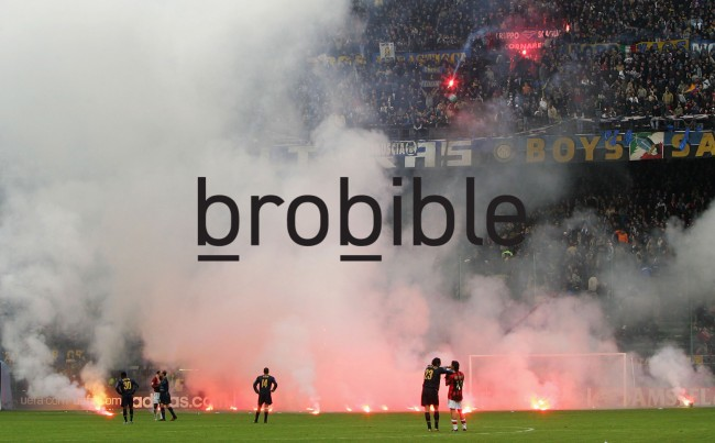 AC Milan v Inter Milan