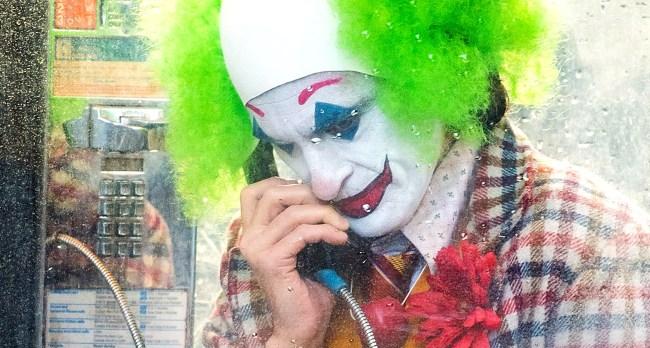 Military Warns About Joker Movie Violence Warner Bros Statement