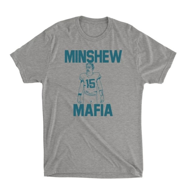 Minshew Mafia Tee