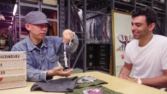 Streetwear Legend Nigo (Creator Of Bape) Shows Off His Multi-Million Dollar Collection Of Clothing And Jewelry