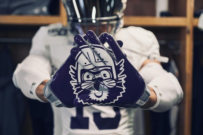 Northwestern And Wisconsin 1890s-Inspired Uniforms By Under Armour