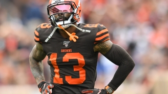 Odell Beckham Jr. Gets Called Out By Warren Sapp For Playing Like Crap While Flaunting A $350,000 Watch