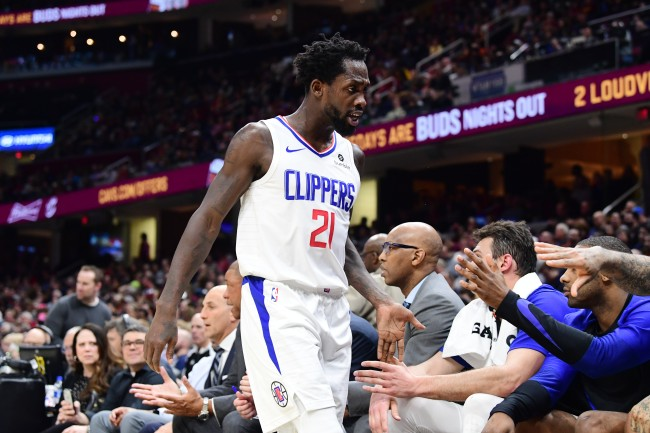 Patrick Beverley allegedly gloated to LeBron James after Clippers signed Kawhi Leonard this summer