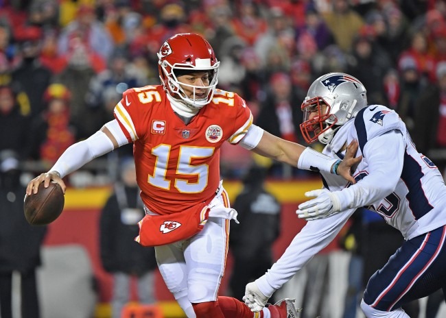 Patrick Mahomes details what differences he can make to beat the Patriots this season