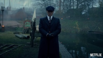 Netflix FINALLY Drops The Official Trailer For 'Peaky Blinders' Season 5