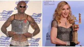Dennis Rodman Claims Madonna Offered Him $20 Million And Chartered Him A Plane To Get Her Pregnant