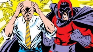 Marvel Studios Reportedly Considering Casting People Of Color As Magneto And Professor X