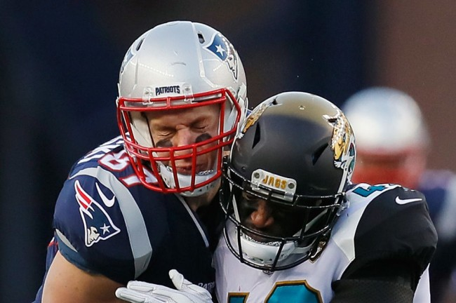 how many concussions rob gronkowski had