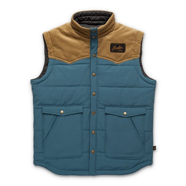 Rounder Vest from Howler Brothers